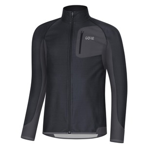 Gore Wear R3 Partial Windstopper Run Top