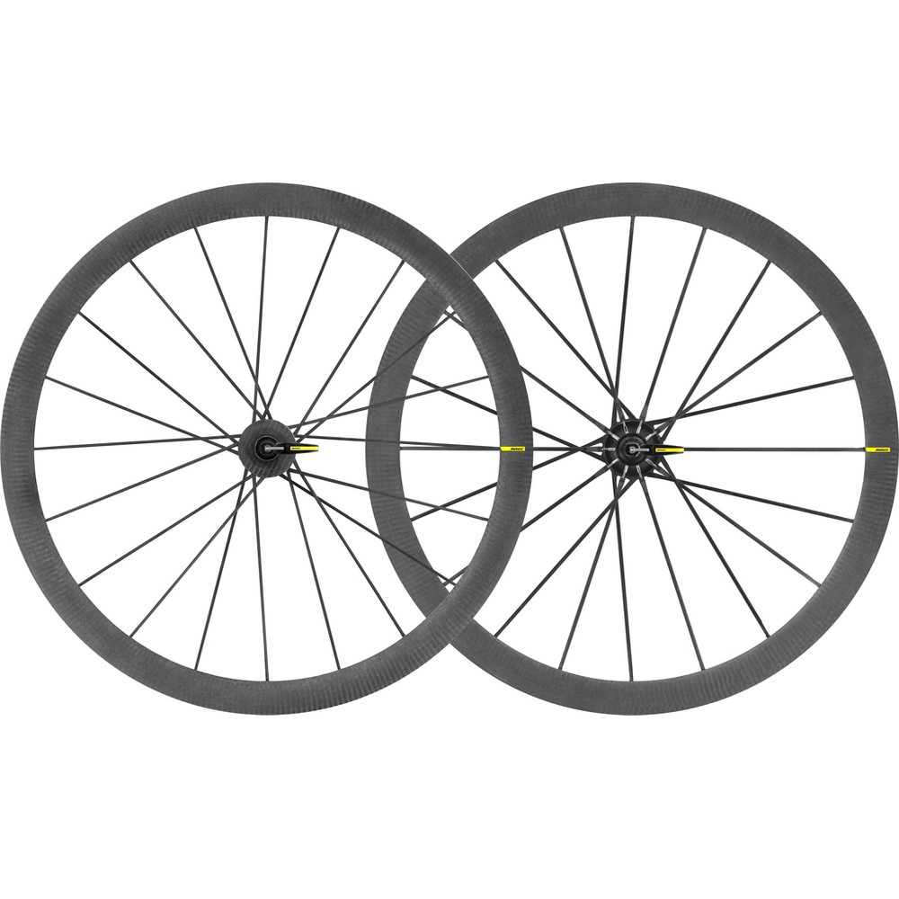 Mavic Cosmic Ultimate Tubular Wheelset 2020