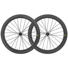 Mavic Cosmic Pro Carbon UST Clincher Disc Wheelset 2020