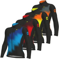 Ale Solid Pulse Long Sleeve Jersey