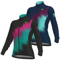Ale Solid Pulse Womens Long Sleeve Jersey