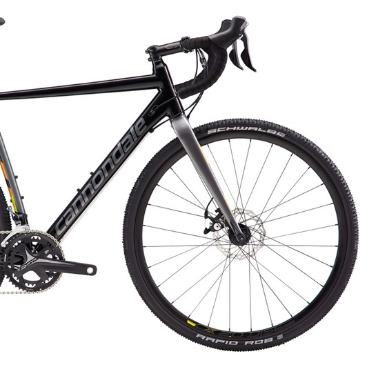 374d9147d4a Cannondale CAADX Tiagra Disc Cyclocross Bike 2019 | Sigma Sports
