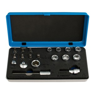 Unior Tools Bits And Sockets Set 1782
