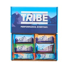 Tribe 6 x Mixed Energy Bar Pack