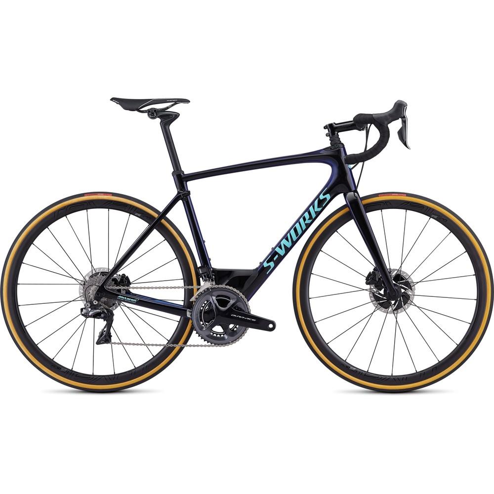 Specialized S-Works Roubaix Dura-Ace Di2 Disc Road Bike 2019