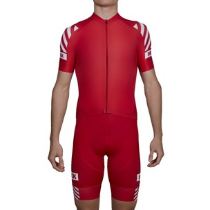 Black Sheep Cycling We Got Game Just Primary Red Full Kit