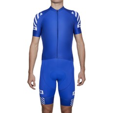 Black Sheep Cycling We Got Game Just Primary Blue Full Kit
