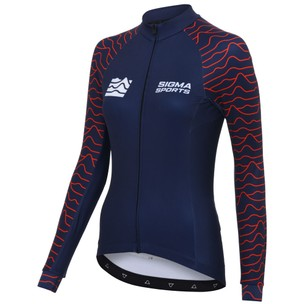 Sigma Sports Contour Womens Long Sleeve Jersey
