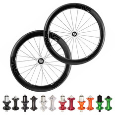 ENVE 5.6 SES Tubeless Carbon Clincher Ceramic CK R45 Wheelset