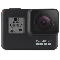 GoPro HERO7 Black Action Camera + SD Card