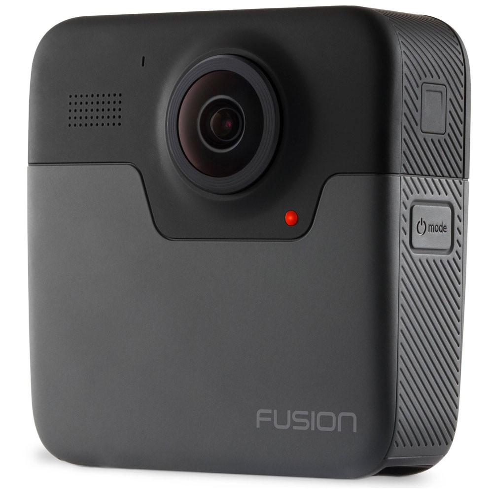 GoPro Fusion 360 Action Camera + SD Card