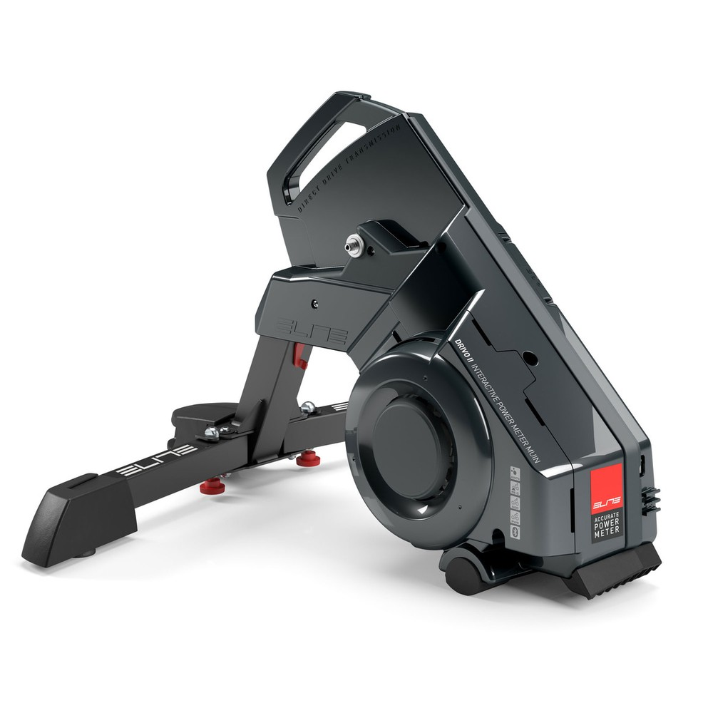Elite Drivo II Direct Drive FE-C B+ OTS+ Turbo Trainer