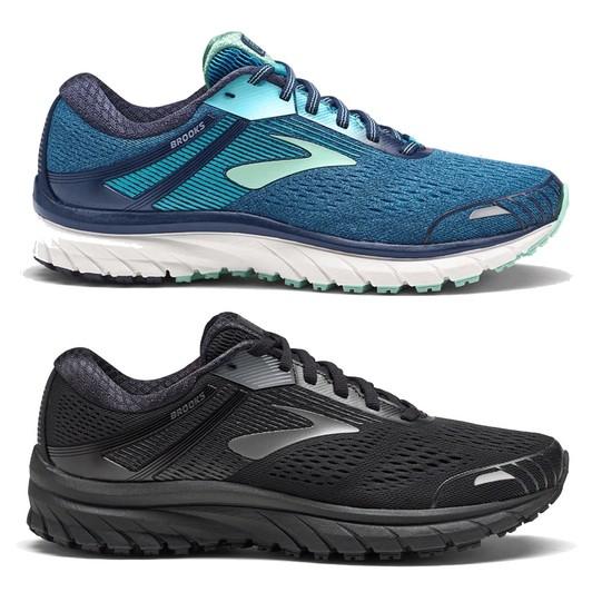 20f17525b83 Brooks Adrenaline GTS 18 Womens Running Shoes ...