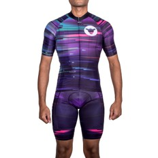 8e36519a9 Black Sheep Cycling Chaos Collection 2.0 Short Sleeve Jersey