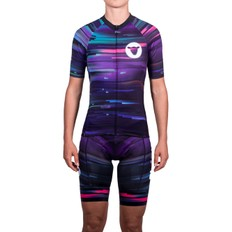 Black Sheep Cycling Chaos Collection 2.0 Womens Short Sleeve Jersey