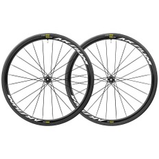 Mavic Aksium Elite UST 28mm Disc 6 Bolt Clincher Wheelset 2019