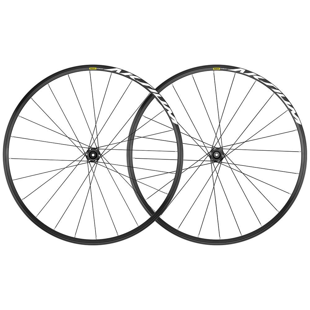 Mavic Aksium Disc 6 Bolt 12x142 Clincher Wheelset 2020