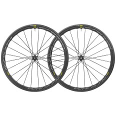 Mavic Ksyrium UST 28mm 6 Bolt Disc Wheelset 2019