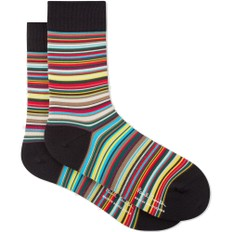Paul Smith Multistripe Long Cycling Socks