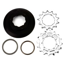 Brompton Sprocket Set & Chain Guide 3/32