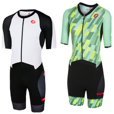 Castelli All Out Speed Womens Short Sleeve Trisuit