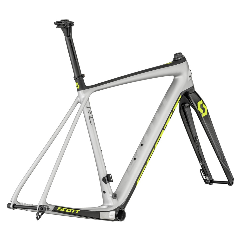 Scott Addict CX RC Disc Frameset 2019