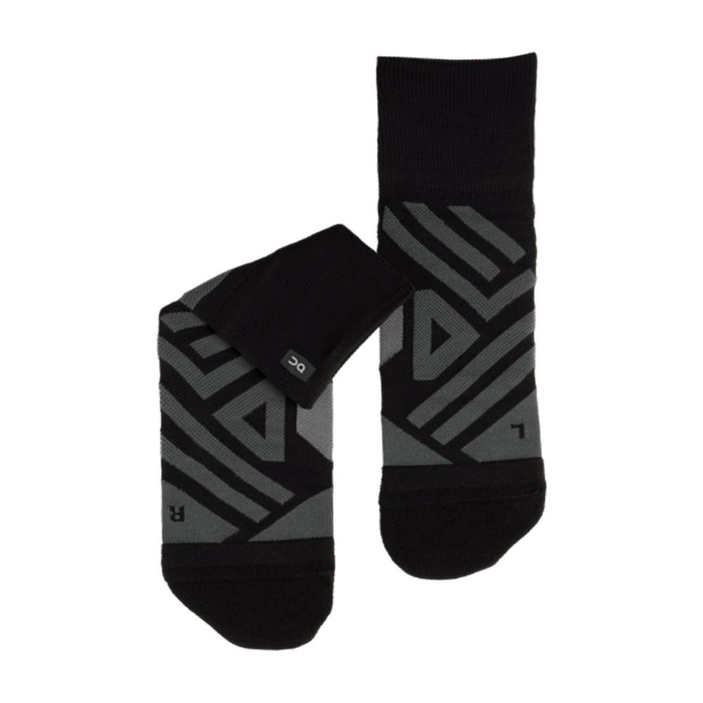 On Running Womens Mid Cut Running Socks