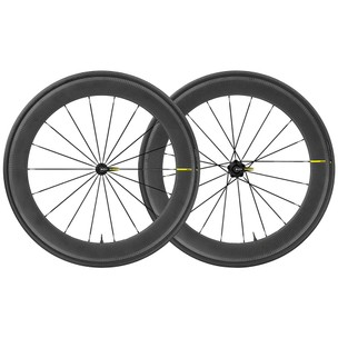Mavic Comete Pro Carbon SL 25mm UST Wheelset 2020