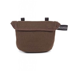 Brompton Waxed Canvas Saddle Pouch Bag
