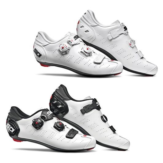 Sidi Ergo 5 Carbon Comp Road Bike Shoes Matte Black