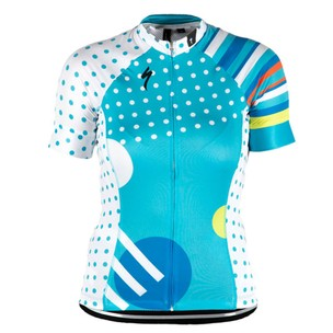Specialized SL Expert Sigma Exclusive Emilia Womens Short Sleeve Jersey