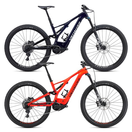 Specialized Turbo Levo Comp Carbon FSR Electric Mountain ...