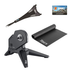 Tacx Flux Smart Turbo Trainer T2900 Zwift Bundle