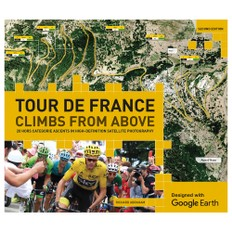 Richard Abraham Tour de France: Climbs from Above Book