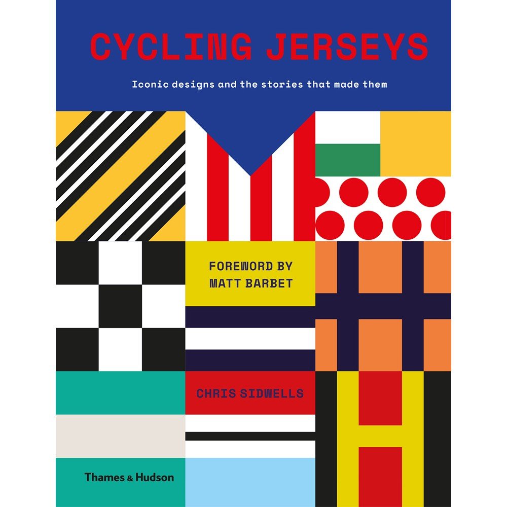 Chris Sidwells Cycling Jerseys Book