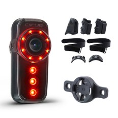 Cycliq FLY 6 CE Rear Camera + 100 Lumen Light + Accessories Bundle