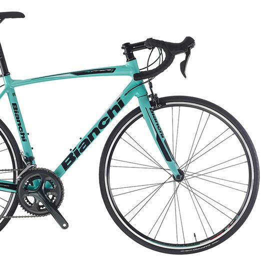 64e46bac783 Bianchi Via Nirone 7 Sora Road Bike 2019 | Sigma Sports