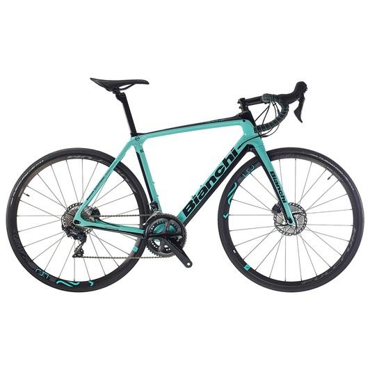 önéletrajz 2019 Bianchi Infinito CV Ultegra Disc Road Bike 2019 | Sigma Sports önéletrajz 2019