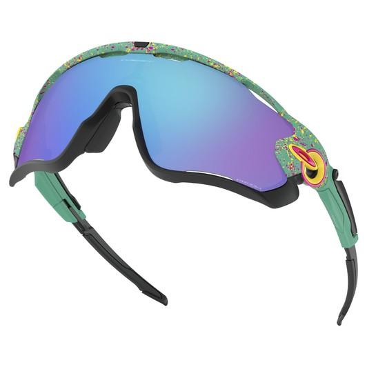 ba89d43b0cd Oakley Jawbreaker Splatterfade Sunglasses With Prizm Sapphire Lens Oakley  Jawbreaker Splatterfade Sunglasses With Prizm Sapphire Lens ...