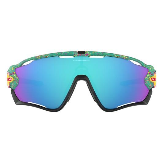 fc42a76675 ... Oakley Jawbreaker Splatterfade Sunglasses With Prizm Sapphire Lens ...