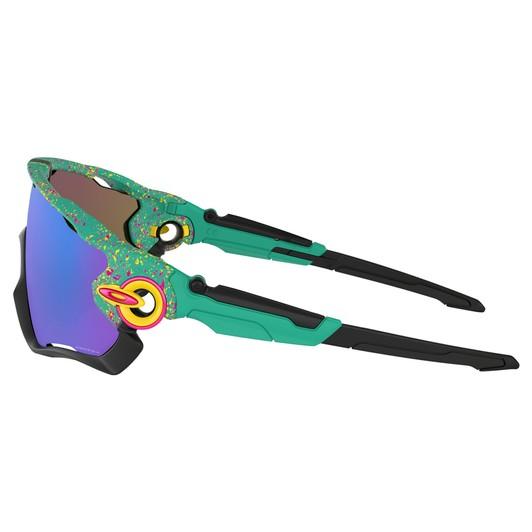 d1a0ef7c37a Oakley Jawbreaker Splatterfade Sunglasses with Prizm Sapphire Lens ...