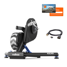 Wahoo Kickr Direct Drive Smart Turbo Trainer Zwift Bundle 2018