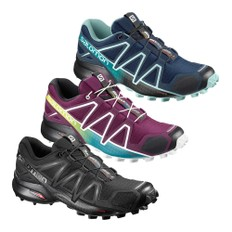 Salomon SpeedCross 4 Womens Trail Running Shoes