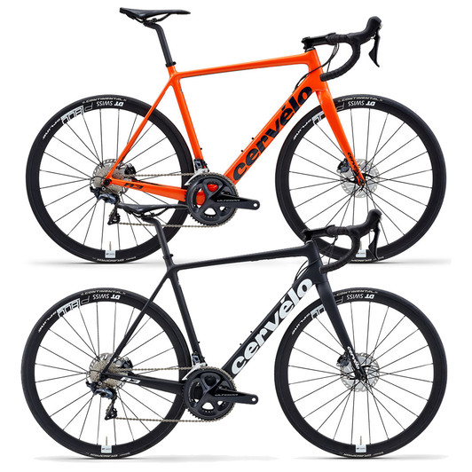 da000734054 Cervelo R3 Ultegra Disc Road Bike 2019 | Sigma Sports