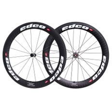Edco Aero Gesero 65mm Carbon Clincher Wheelset