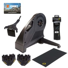 CycleOps H2 Direct Drive Smart Turbo Trainer Bundle (Inc Zwift)
