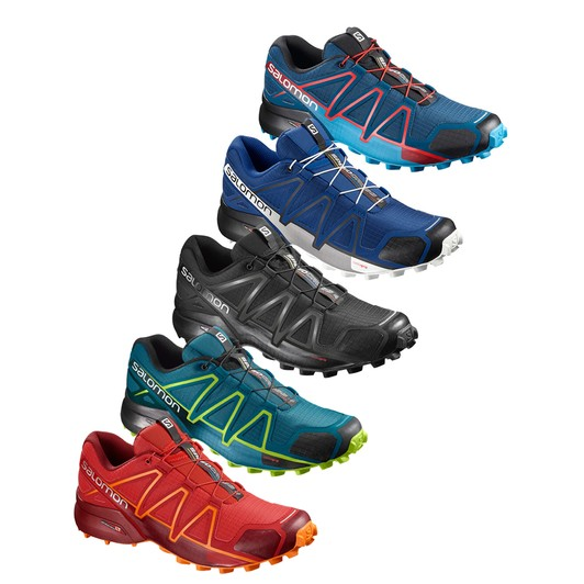 2a74cc92ac27 Salomon SpeedCross 4 Trail Running Shoes