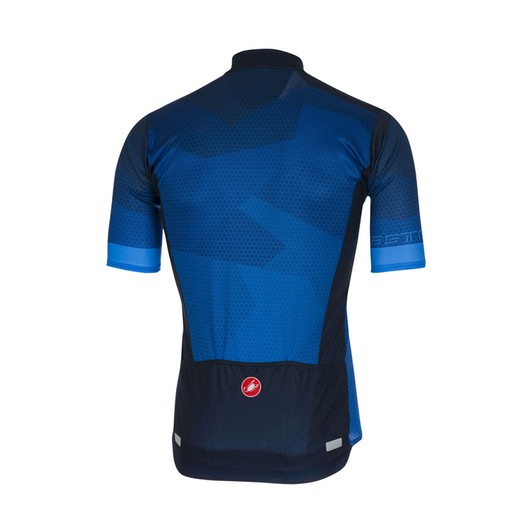 ... Castelli Flusso Short Sleeve Full Zip Jersey. SALE 4b6a928a6