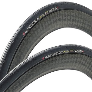 Hutchinson Fusion 5 Performance 11 Storm Tubeless Ready Tyre Bundle