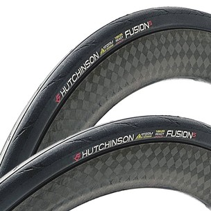 Hutchinson Fusion 5 Galactik 11 Storm Tubeless Tyre Bundle